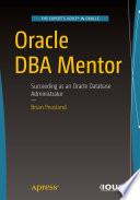 Oracle Dba Mentor