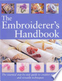 The Embroiderer s Handbook