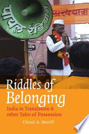 Riddles of Belonging