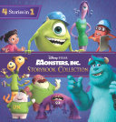 Monsters  Inc  Storybook Collection