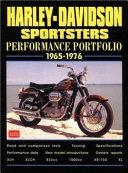 Harley Davidson Sportsters 1965 76 Performance Portfolio