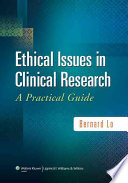 Ethical Issues in Clinical Research