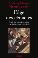 download ebook l\'âge des cénacles pdf epub