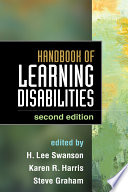 Handbook Of Learning Disabilities Second Edition
