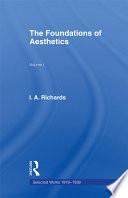 Foundations Aesthetics