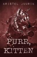 Purr  Kitten Book PDF