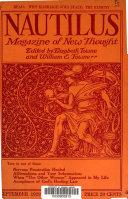 Nautilus Magazine of New Thought Book PDF