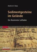 Sedimentgesteine im Gelände