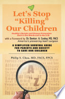 Let   S Stop   Killing   Our Children