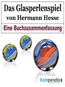 Das Glasperlenspiel von Hermann Hesse