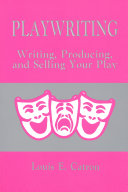 Playwriting book