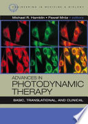 Advances in Photodynamic Therapy