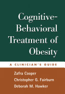 Cognitive Behavioral Treatment of Obesity