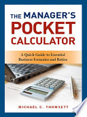 The Manager s Pocket Calculator