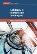 Solidarity in Biomedicine and Beyond