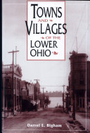download ebook towns and villages of the lower ohio pdf epub