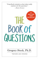 The Book of Questions Book