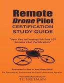 Remote Drone Pilot Certification Study Guide