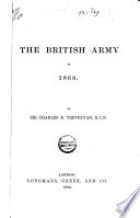 The British Army in 1868