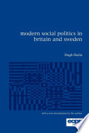 Modern Social Politics in Britain and Sweden