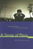 Book A Sense of Place