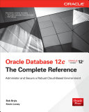 Oracle Database 12c The Complete Reference