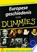 Europese Geschiedenis Voor Dummies