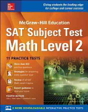 McGraw Hill Education SAT Subject Test Math Level 2 4th Edition with Downloadable Practice Tests