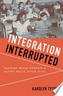 Integration Interrupted
