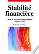 Stabilit   financi  re
