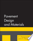 Pavement Design and Materials