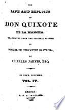 The Life and Exploits of Don Quixote de la Mancha