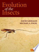 Evolution Of The Insects book
