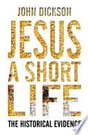 download ebook jesus a short life pdf epub