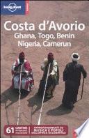 Copertina Libro Costa d'Avorio, Ghana, Togo, Benin, Nigeria, Camerun