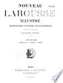 Nouveau Larousse illustr
