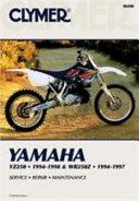 Yamaha Yz250 1994 1998