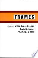 2003 - Vol. 7, No. 4
