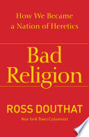 illustration Bad Religion, How We Became a Nation of Heretics