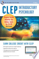CLEP Introductory Psychology w  Online Practice Exams
