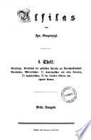 Älteste Denkmäler der deutschen Sprache, erhalten in Ulfilas gothischer Bibelübersetzung