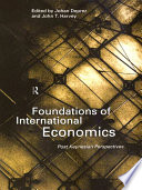 Foundations Of International Economics