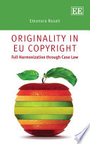 Originality in EU Copyright