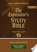 The Expositor S Study Bible