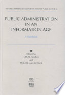 Public Administration in an Information Age