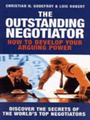 The Outstanding Negotiator