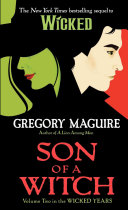 Son of a Witch-book cover