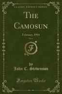 The Camosun Vol 6 book