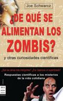 De qu   se alimentan los zombis
