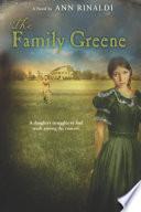 The Family Greene Book PDF
